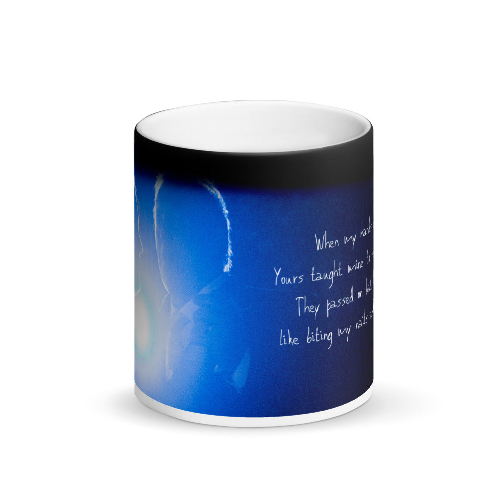 Can I have this matte MAGIC coffee mug?