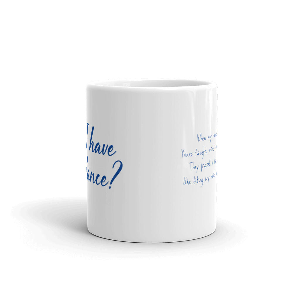 Can I have this coffee mug?