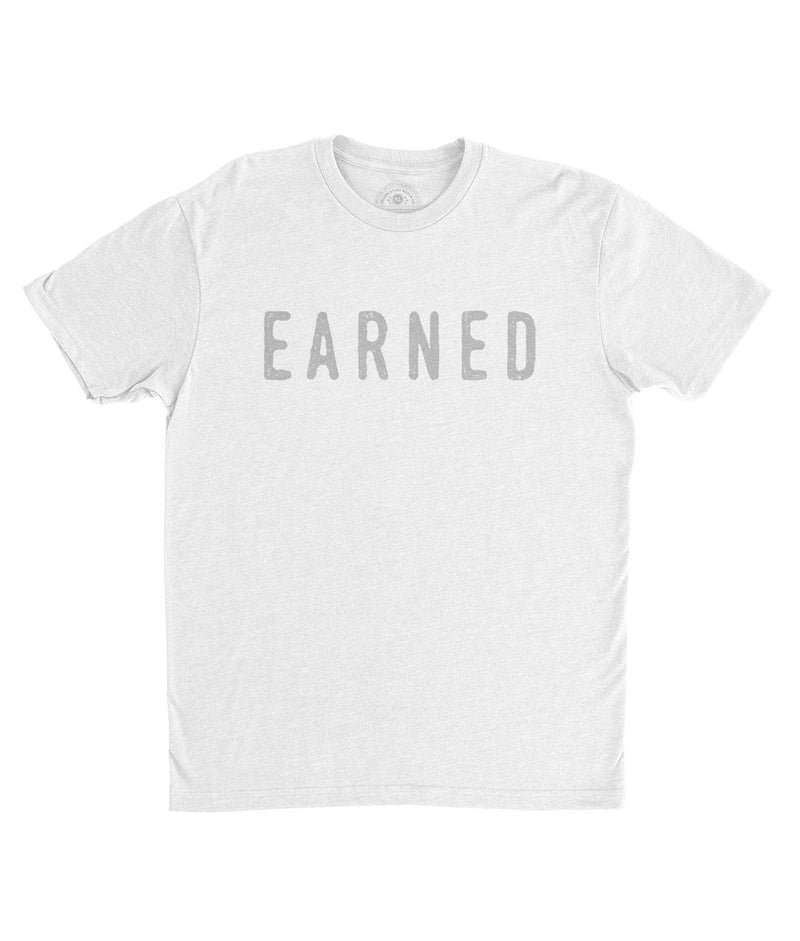 EARNED T-Shirt - Pale Smoke