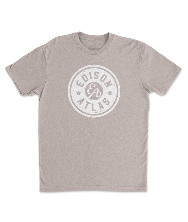EA Plate T-Shirt - Smoke