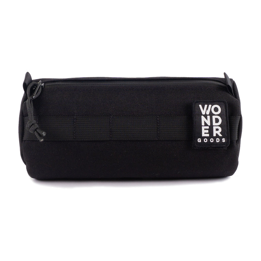 Black Handlebar Bag