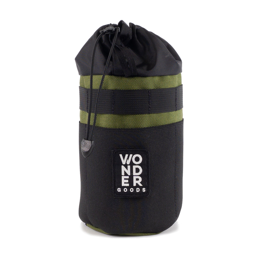 Olive Snack Pack Stem Bag