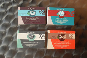 4x100g Soaps for problem skin (4 Soaps for skin disorder)