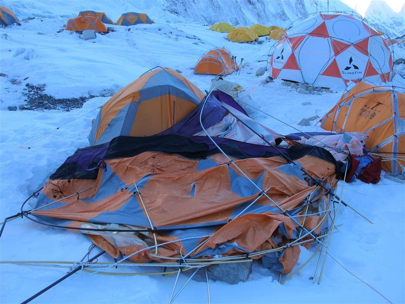 Bombproofing Your Tent: Part 1-Windproofing - Wind and Wind Resistance