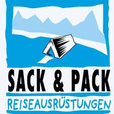 sack and pack store logo