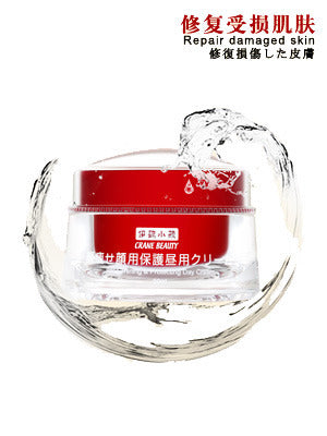 Japan Sousinon Crane Beauty Intensive Repair Night Cream