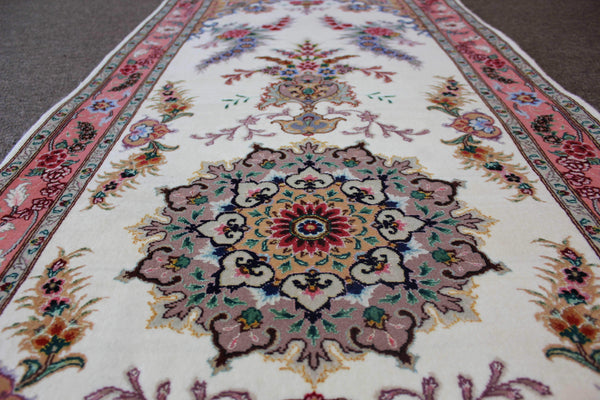Very Fine Tabriz Runner