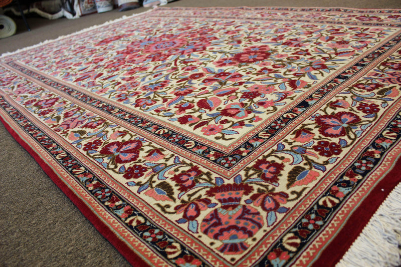 Woollen Antique Qom