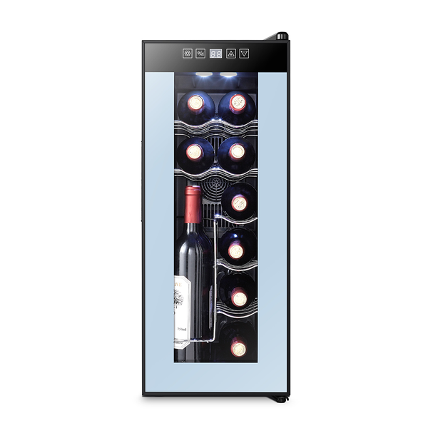 High Life 12 Bottles Wine Cooler