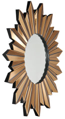 Golden Sun Mirror