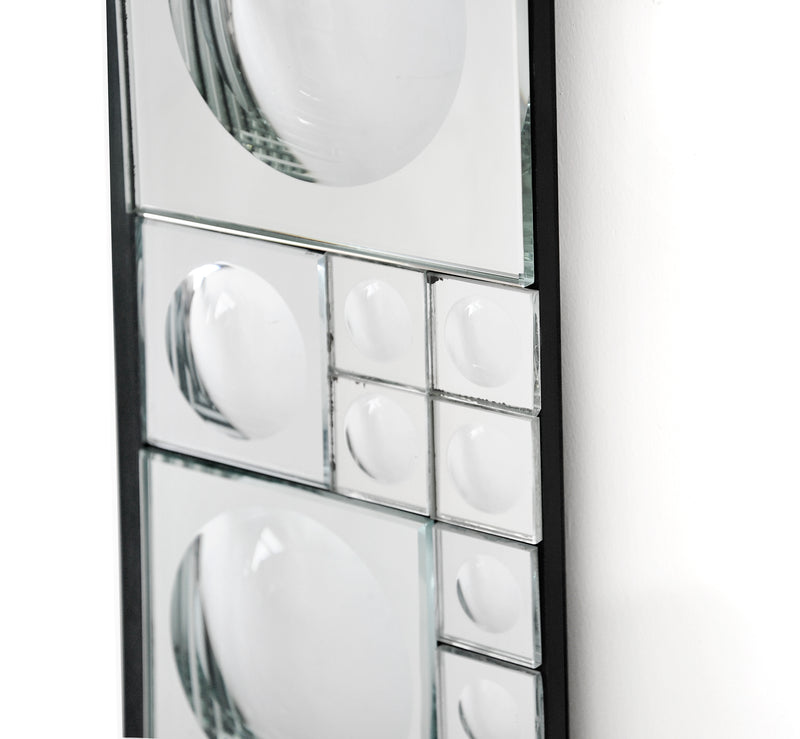 Bubbles Geometric Mirror