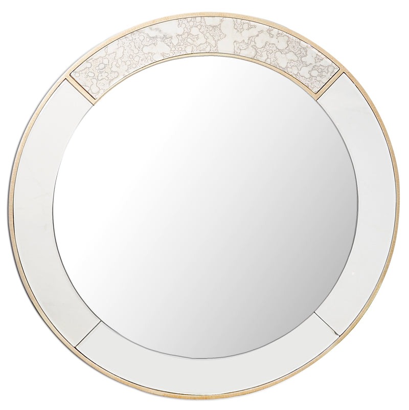 Brooks Round Mirror