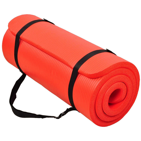 The Hensley 1-Inch Yoga Mat