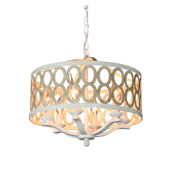 Drum Chandeliers | Free Shipping | Nob Hill Commerce