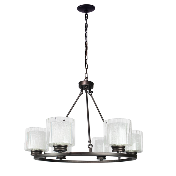 Chilson 6 Shade Chandelier
