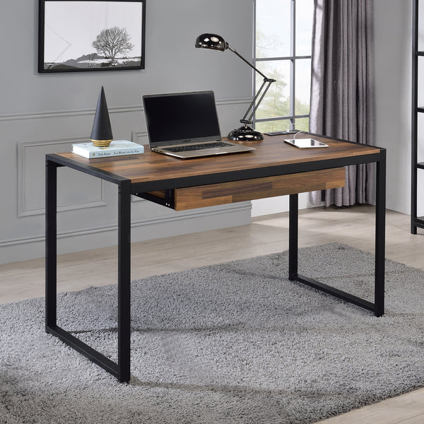 Marra Writing Desk with USB Port