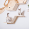 MyZoo Zone, Wall Mounted Cat Shelves Floating Perch-Right Higher