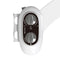 SANIWISE non-electric bidet attachment with self-cleaning dual nozzles, rear & feminine washing