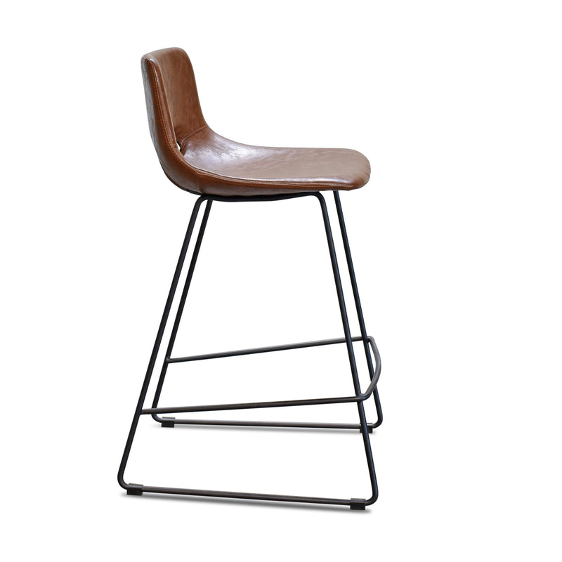 Gingko Thompson 30 in. Bar Stool