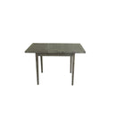 "Ashford 62"" Reclaimed Wood Rectangular Extension Dining Table"