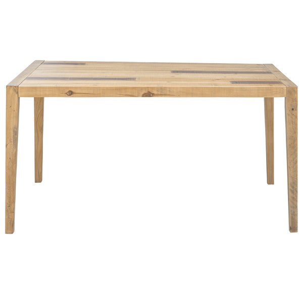 "Ashford 59"" Reclaimed Wood Rectangular Dining Table"