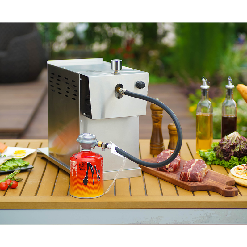 Anvil-Go Propane Gas Grill