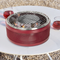 Canyon Home Portable Charcoal Grill-Red