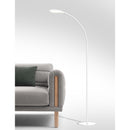 "Haven 58.3""  LED FLOOR LAMP-white"