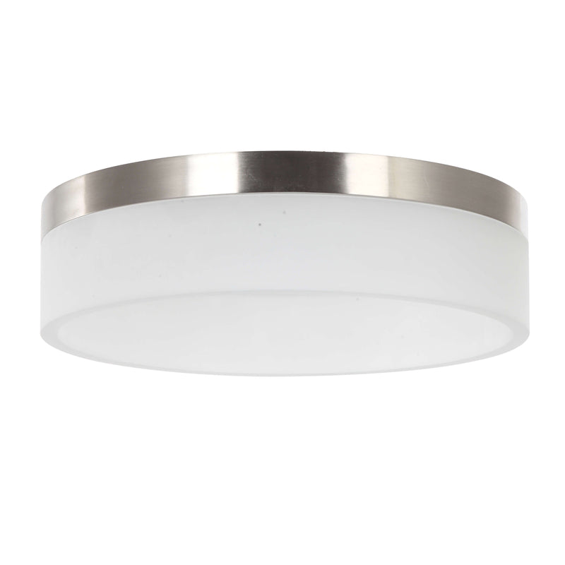 Smart Alexa Ceiling Light Work with Alexa and Google Assistant for Bedroom and Hallway, Dimmable and Color Temperature Changeable, 12 Inch No Hub Required
