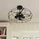Mira 5 Light Flush Mount Ceiling Light
