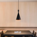 Nora 1 Light Single Cone Pendant Light