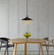 Clement 3-Light Single Cone Pendant Light