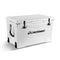 EchoSmile 75 Quart White Rotomolded Cooler