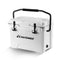 EchoSmile 25 Quart White Rotomolded Cooler