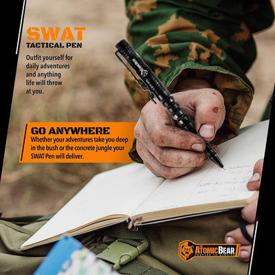 SWAT Pen - The Tactical Pen that Can Take a Beating