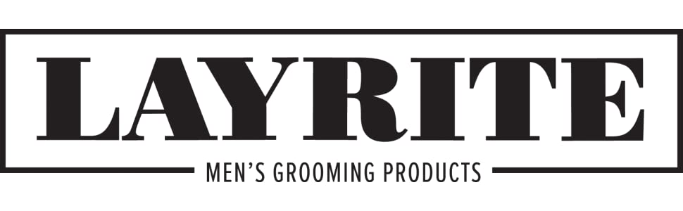 Layrite Men's Grooming Products