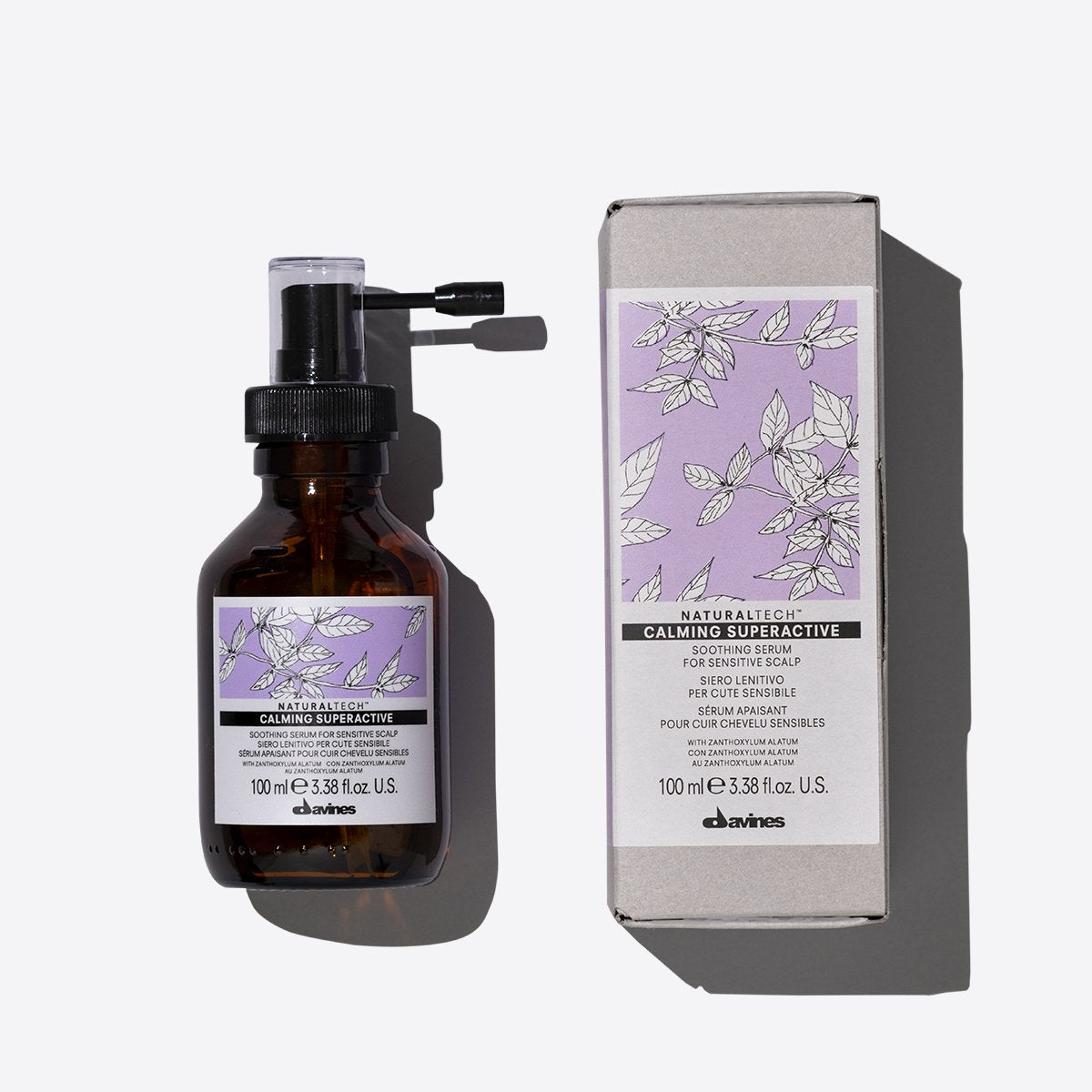 Naturaltech Calming Superactive by Davines