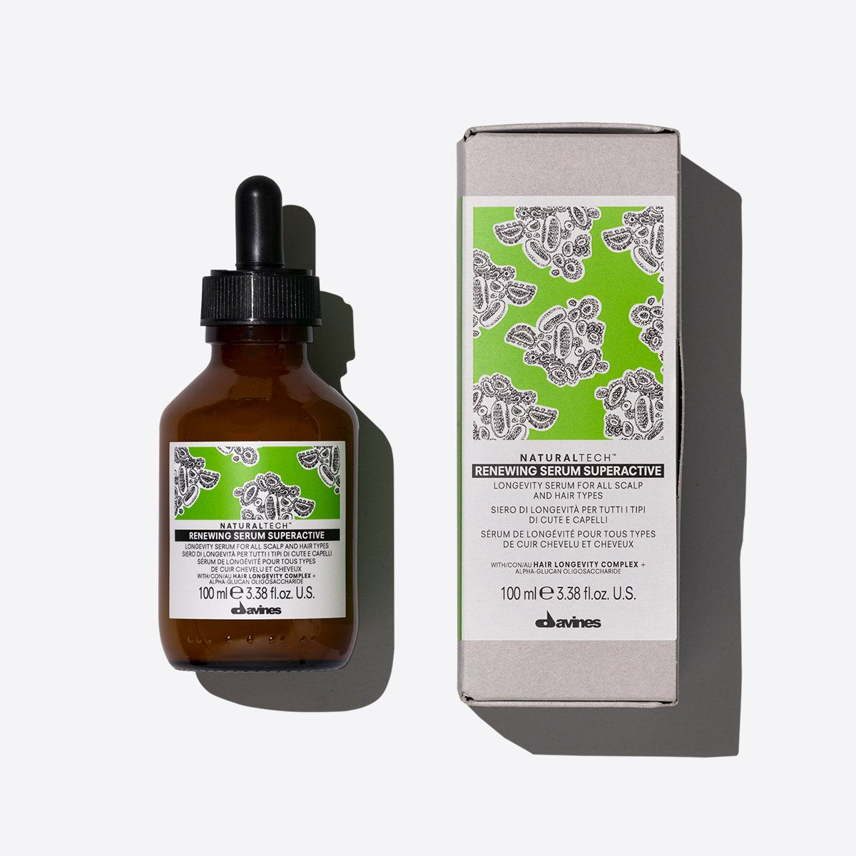 Naturaltech Renewing Serum Superactive by Davines