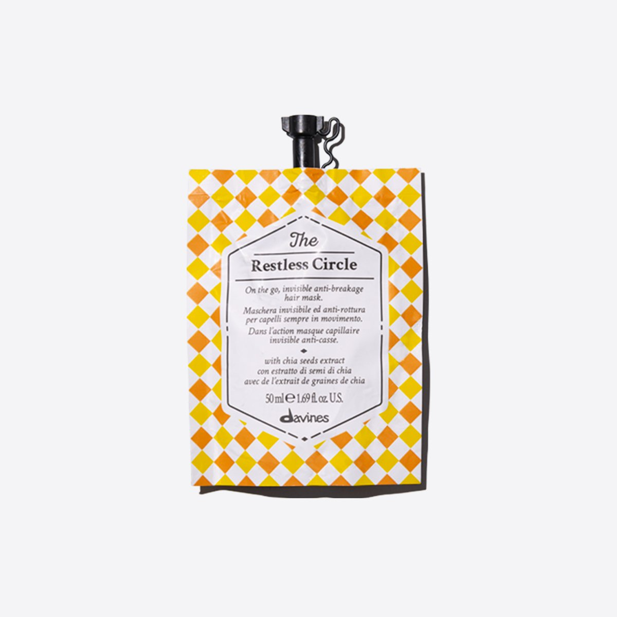 The Restless Circle by Davines