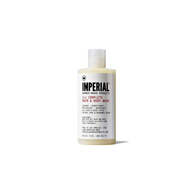 Imperial 3 in 1 Hair & Body Wash
