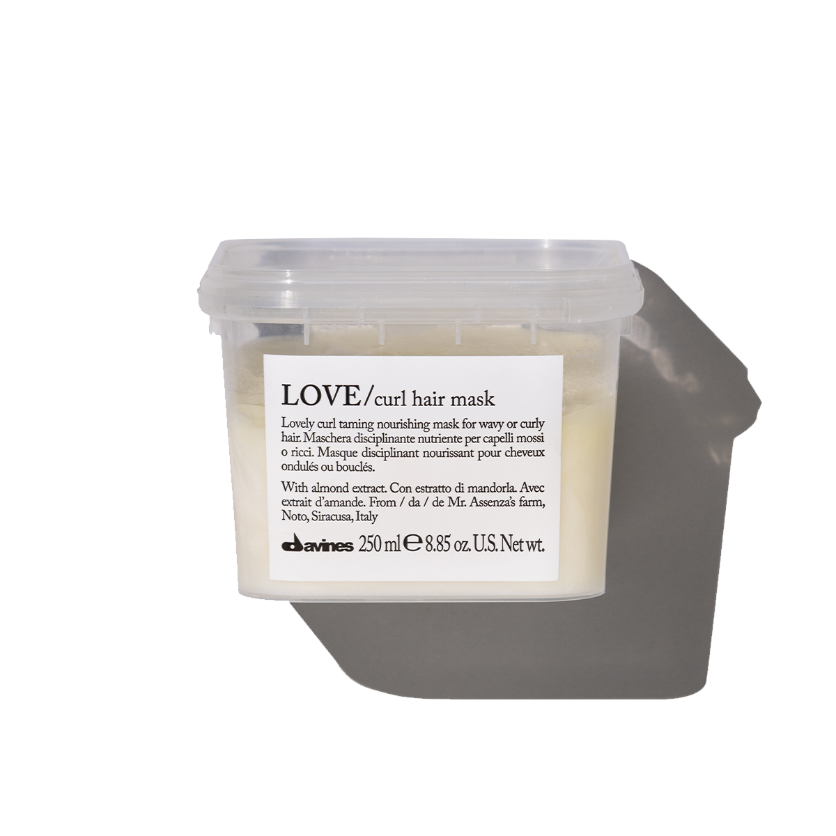 LOVE CURL Hair Mask by Davines