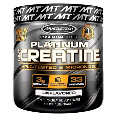 MT University Platinum Creatine 100g