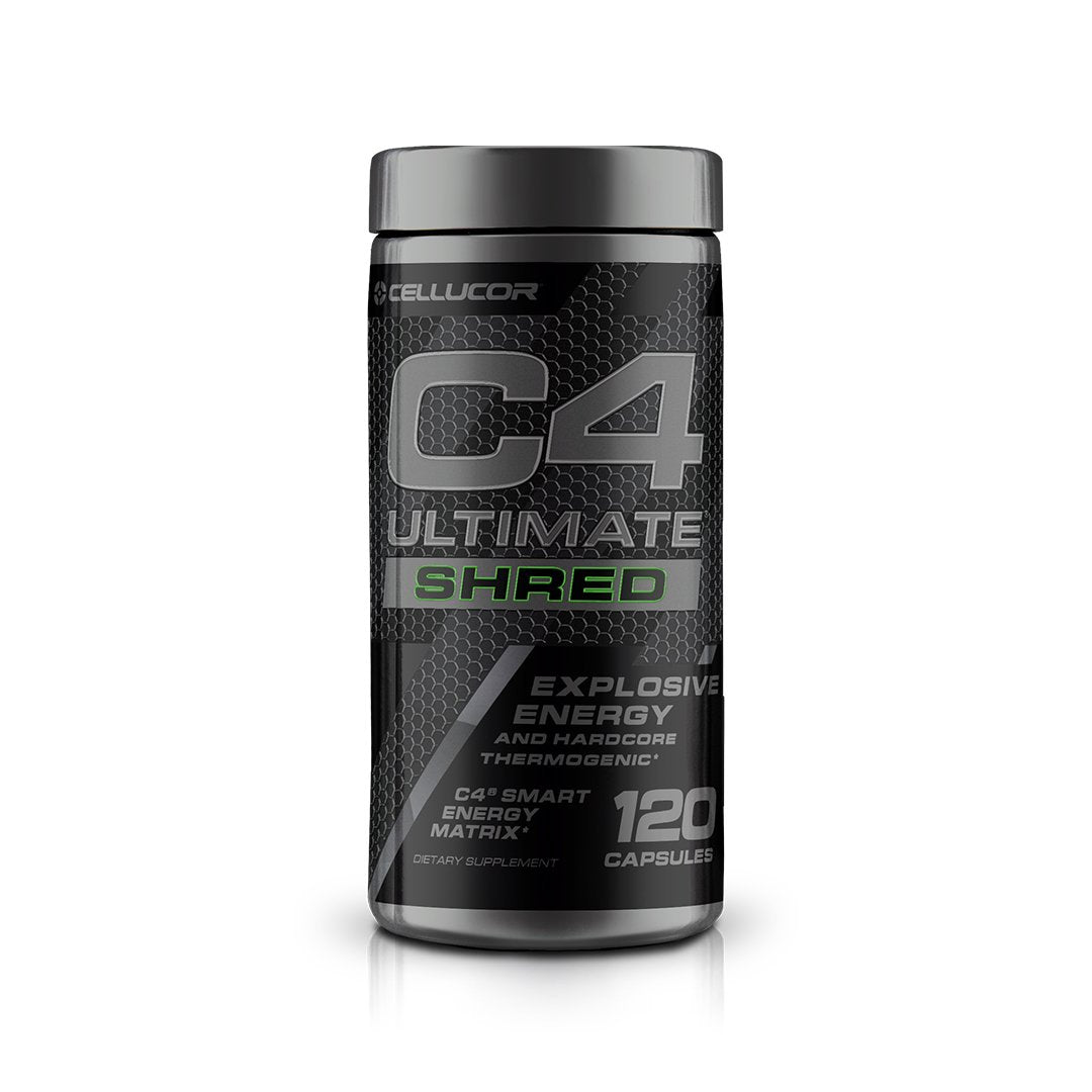 CEL C4 ULTIMATE SHRED 120 CAPS