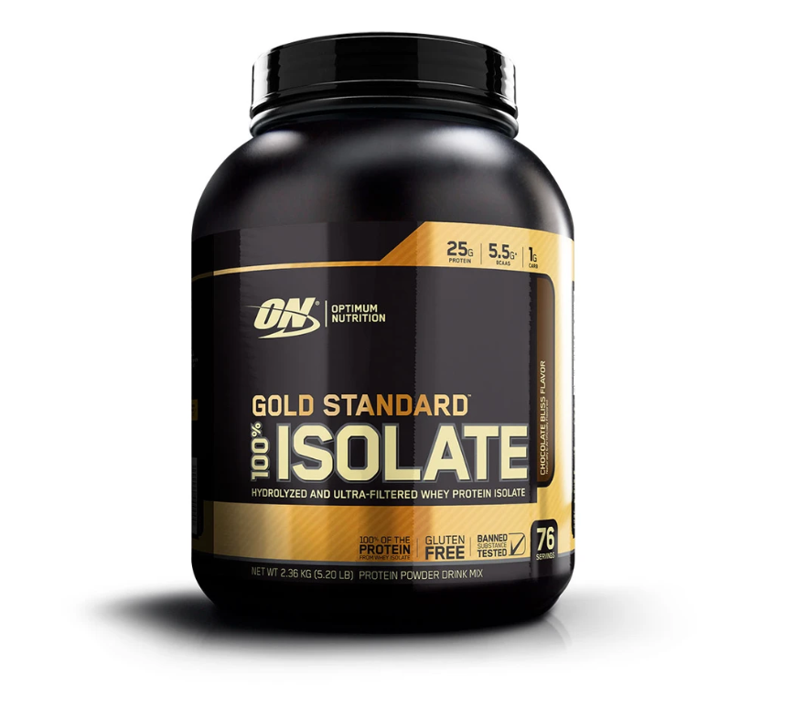 Gold Standard Isolate 5 Lbs