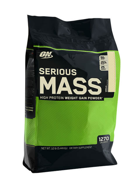 ON Serious Mass 12 Lbs