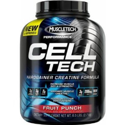 Muscle Tech Cell Tech Performance Series 6 Lbs