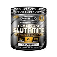 MT University Platinum Glutamine 100g