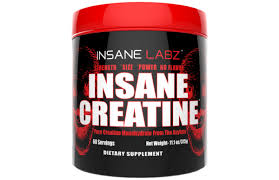 Insane Creatine 60 Serv