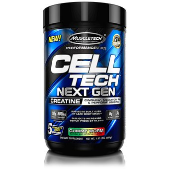 Muscle Tech Cell Tech Next Gen 1.8 Lbs