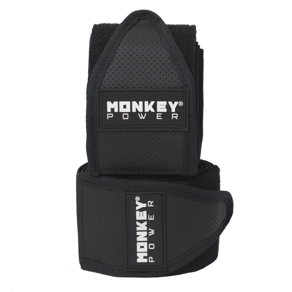 Rodillera Black Pro - Monkey Power